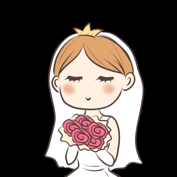 花嫁ちゃん