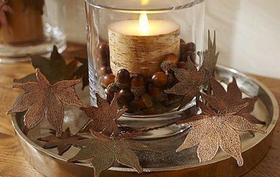ウェルカムスペース 秋 木の実