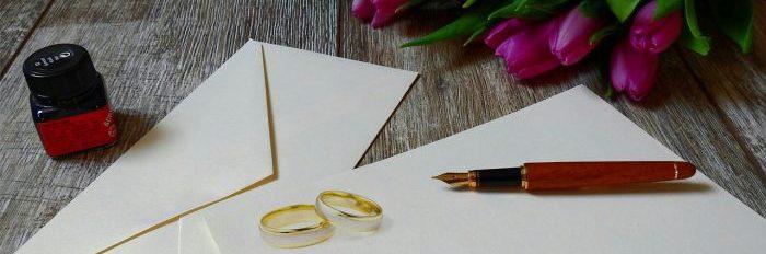 結婚式 ペーパーアイテム 持ち込み