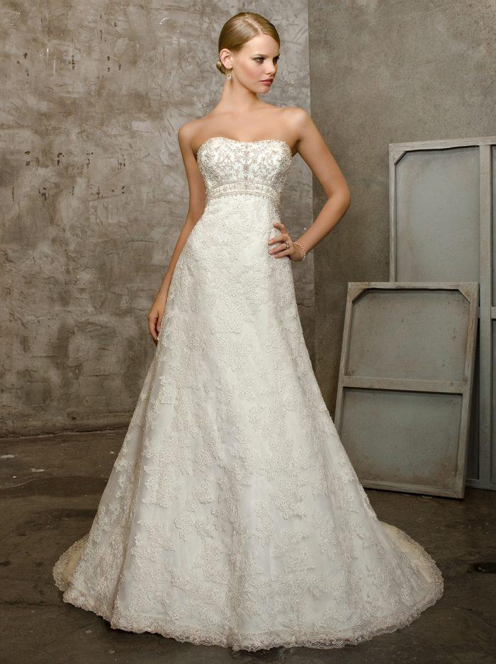 ミスサブリナ モリリー ウェディングドレス